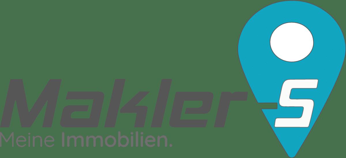 Logo Makler-S 1200px x 551px Teiltransparent
