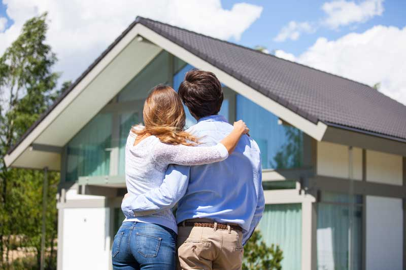 Immobilien-Investition Wertanlage Makler-S