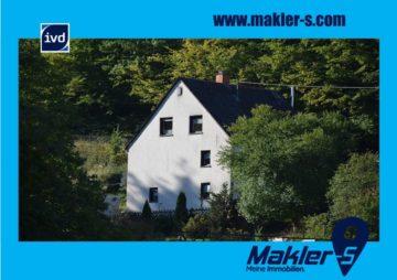 Ganz nah mit der Natur verbunden. Solides EFH mit viel Platz in ruhiger Lage…., 55776 Frauenberg, Einfamilienhaus