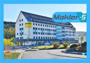 Ihre neue Wirkungsstätte! Exclusive Büro- o. Praxisetage in TOP Geschäftslage von Idar-Oberstein, 55743 Idar-Oberstein, Bürofläche zur Miete